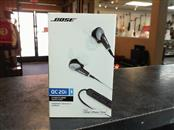 BOSE Headphones QC20I